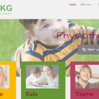 Kennen Sie schon die neue Homepage unserer Schwesterpraxis?