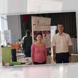 Erfolgreicher Gesundheitstag in Eningen