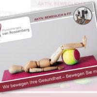 Praxis Physiotherapie van Rossenberg investiert und renoviert