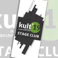 Wir unterstützen das kult'19 in Eningen