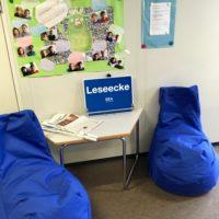 Schüler-lese-Patenschaft in der Hohbuchschule Reutlingen