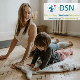 Förder-Mitgliedschaft Deutsches Skoliose Netzwerk